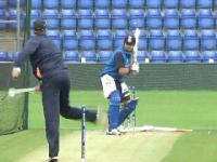 News video: Champions Trophy: Indian team practices ahead of semi-final against Sri Lanka