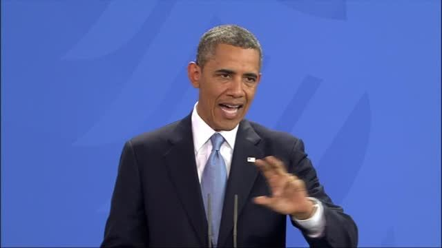 News video: Obama: 'Lives Have Been Saved' by NSA Programs