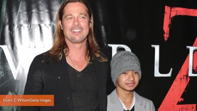 News video: Brad Pitt Says Son Plays Zombie, Gets Shot In 'World War Z'