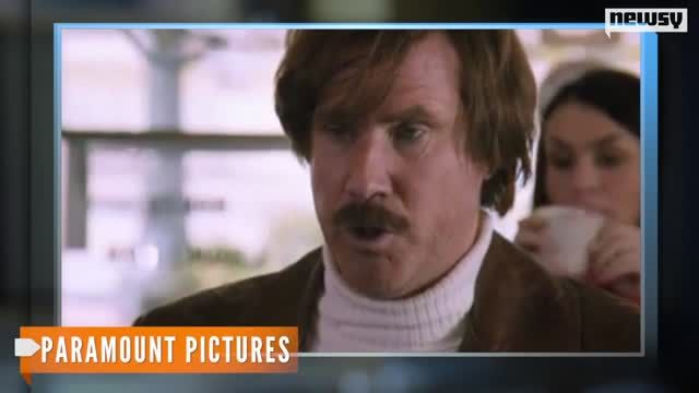 News video: 'Anchorman 2' Trailer Hits Web, Is Ferrell Funny Again?