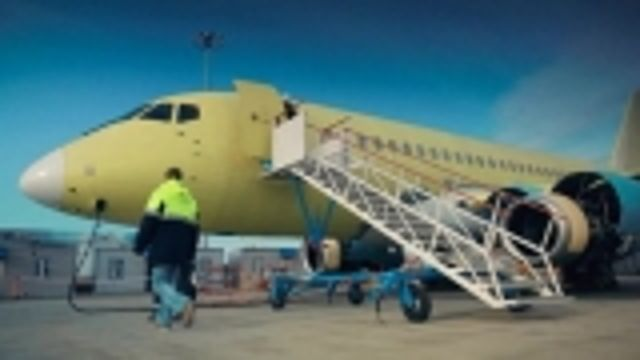 News video: New players eye lucrative plane market