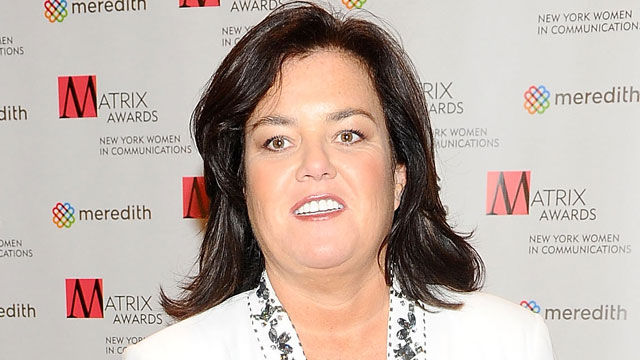 News video: Rosie O'Donnell's Latest Feud Heats Up!