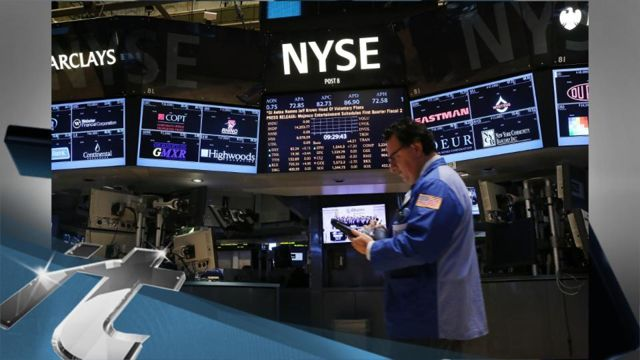 News video: Federal Reserve Latest News: Stock Market Falls as Traders Fear End of Stimulus