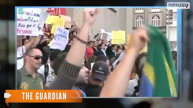 News video: Brazil Deploys Federal Police as Protests Intensify